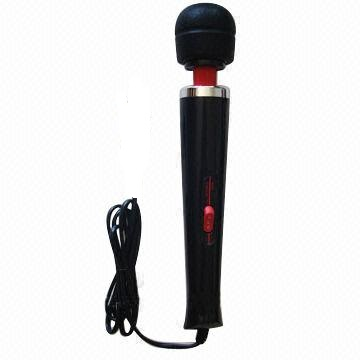Black BDSM sextoy hitachi magic wand shop