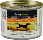 ZiwiPEak Daily Dog Cuisines, 170-gram of Tripe, Lamb & Venison