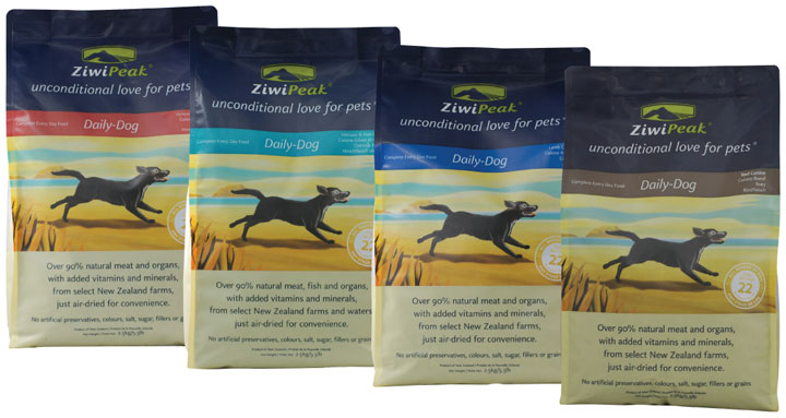 ZiwiPeak Daily Dog dry dog food