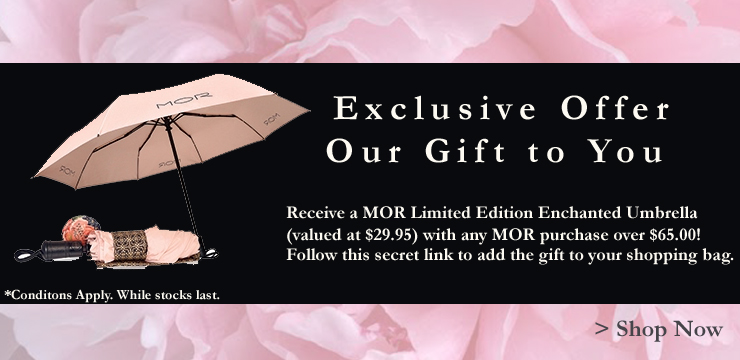 MOr Exclusive Gift Web Offer