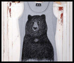 big bear girls vest