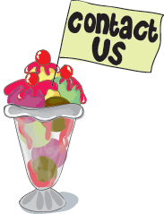 contact us ice cream sunday