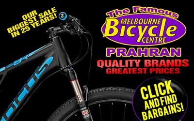 Our Biggest Bike Sale