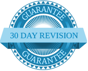 30 Day Revision Guarantee