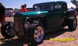 Hiboy hot rods 32 ford