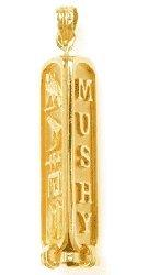 Egyptian Gold Cartouche