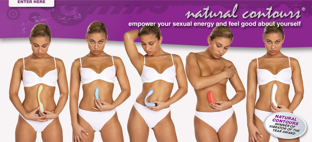 Natural Contours empower your sexual energy and feel good about yourself