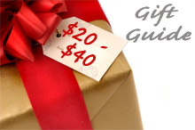 gifts from $20 to $40 at Pedometers Australia