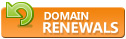Renew a domain name