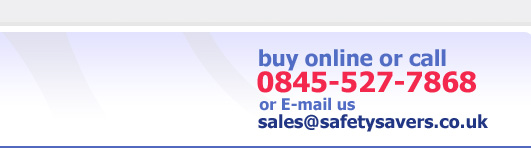 buy online or call 0845-527-7868, or email us -  sales@safetymaster.co.uk