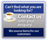 We source items for our customers