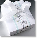 Your customised jewellery is beautifully gift boxed and sent via Australia Post