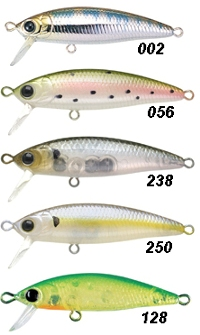 Lucky Craft Bevy Minnow 40SP