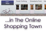 The Online Shopping Town