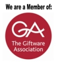 Sweet and Nostalgic are Members of The Giftware Association