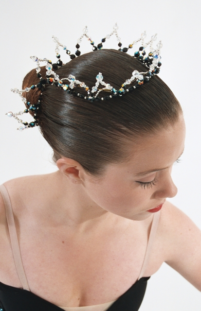 Crystal Ballet Headpiece - Juliette's Crown
