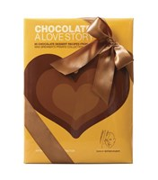 A LOVE STORY - CHOCOLATE RECIPE BOOK