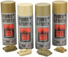 War Paint Spray Cans (box of 6)