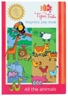 Magnetic Play Book - All the Animals