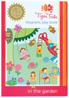 Magnetic Play Book - In the Garden