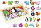 Magnetic Animals 20 Piece Set