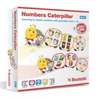 Numbers Caterpillar 3 Years +