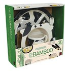 eBamboo Cow Kids Dinner Set
