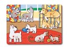 Pets Peg Puzzle 8pc