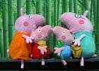 Peppa Pig Family of Four Plush Toys