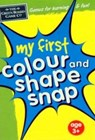 My First Colour & Shape - Snap Cards