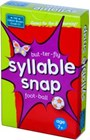 Syllable - Snap Cards