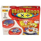 Math Bingo - Multiplication & Division