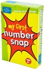 My 1st Number - Snap Cards