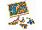 Dinosaur Magnets in a Box of 20