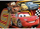 "Disney Cars 2 ""Cool Cars"" Ravensburger 35 Piece Jigsaw Puzzle"