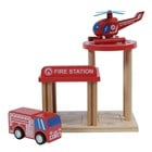 Tiger Tribe Kit Pax - Fire Station