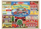 Town Blocks Play Set