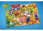 Who's on the Farm Puzzle - 20 piece