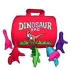 Dinosaur Play Bag