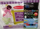 My Colouring In, Sticker & Pencils Bundle Deal - Save 20%