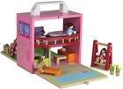 Wooden Doll House Boxset
