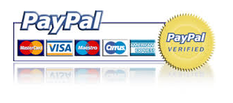 Paypal verified payment bondage gear shop