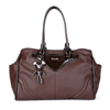 Il Tutto - Brigitte Tote Chocolate or Black