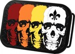 Skull Shop Sunrise Belt Buckle