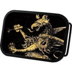 Vintage Gryphon Belt Buckle 