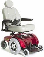 Wheelchair Electric Pride Jazzy Select 14XL