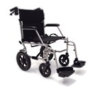 Wheelchair attendant vito plus 202