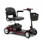 Mobility Scooter Pride Go Go Elite Traveller Plus 4