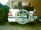 Wheelchair Carrier - Birt 
