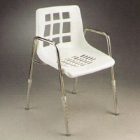 Shower Chair stainless steel B1008